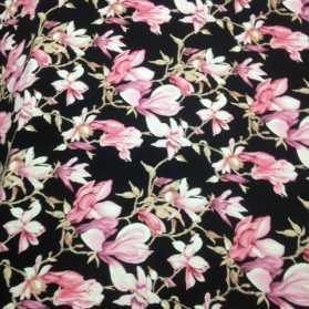 Magnolia cotton spandex