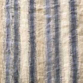 M1 navy nat stripe linen 1