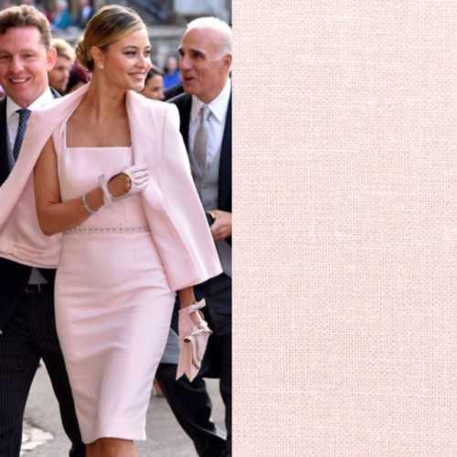 Linda pink and dress 1