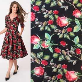R4 rose bud cotton span